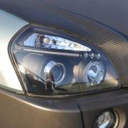 Передние фары для Hyundai Tucson (2004 - 2014)