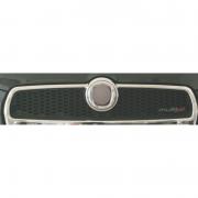 Окантовка решетки радиатора с окантовкой лого для Fiat Doblo (2010 - ...)