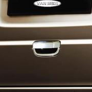 Хром на ручку задней двери для Mercedes Vito Viano (2004 - 2014)