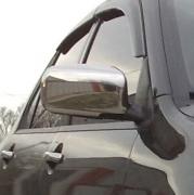 Хром на зеркала для Mitsubishi Lancer IХ (2003 - 2006)