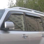 Ветровики для Mitsubishi Pajero 4 (2007 - ...)