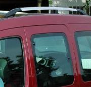 Рейлинги для Renault Kangoo (2003 - 2008)