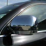 Хром на зеркала для Volkswagen Touareg (2002 - 2010)