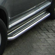 Боковые пороги для Volkswagen Touareg (2002 - 2010)