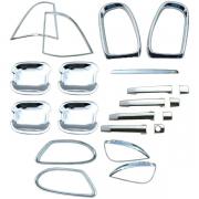 Хром пакет для Mercedes ML W163 (1998 - 2005)