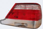 Фонари задние на лампочках для Mercedes W140 (1991 - 1998)