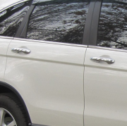 Хром на ручки дверей для Honda CR-V (2007 - 2011)