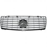Решетка радиатора (Sport line) для Mercedes W124 (1985 - 1995)