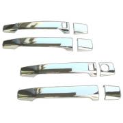 Хром на ручки дверей для Mercedes W140 (1991 - 1998)