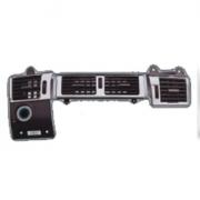 Хром на воздухообдувы для Mercedes W202 (1993 - 2000)
