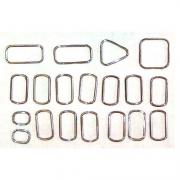 Окантовка кнопок салона для Mercedes W210 (1995 - 2002)