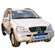 Кенгурятник для Mercedes ML W163 (1998 - 2005)