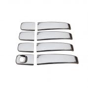 Накладки на дверные ручки для Opel Vivaro (2004 - 2010)