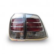 Задние диодные фонари в темном исполнении для Toyota Land Cruiser 200 (2007 - ...)