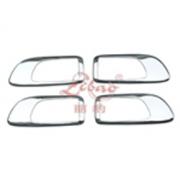 Хром на внутренние ручки дверей для Mazda 3 (2003 - 2008)