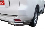 Углы двойные для Toyota Prado 150 (2009 - 2017)