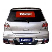 Дуга заднего бампера для Mitsubishi Outlander (2003 - 2006)