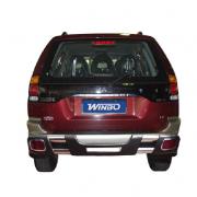Дуга заднего бампера для Mitsubishi Pajero Sport (1997 - 2008)