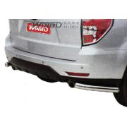 Углы одинарные для Subaru Forester (2008 - 2012)