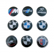 Эмблема на руль для BMW X5 E70 (2007 - 2013)