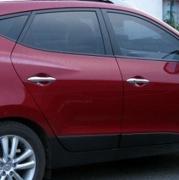 Накладки на ручки дверей для Hyundai IX35 (2009 - 2015)
