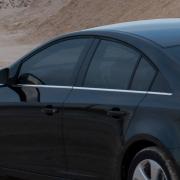 Нижние молдинги окон для Chevrolet Cruze (2009 - ...)