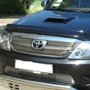 Решетка радиатора для Toyota Fortuner (2005 - ...)