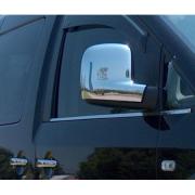Хром на зеркала для Volkswagen Transporter T5 (2004 - 2009)