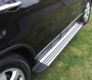 Боковые пороги для Honda CR-V (2007 - 2011)