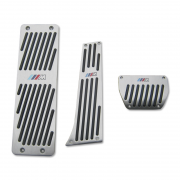 Накладки на педали (автомат) для BMW X5 E53 (1999 - 2006)
