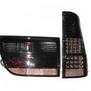 Фонари задние диодные (темные) для BMW X5 E53 (1999 - 2006)