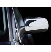 Хром на зеркала для Audi A6 (2004 - ...)