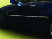Хром накладки на молдинги дверей для BMW 3-серия E46 (98 - 2005)
