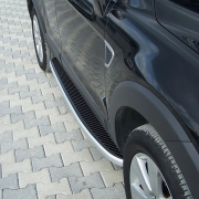 Боковые пороги для Chevrolet Captiva (2006 - ...)