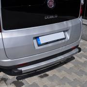 Площадка на задний бампер для Fiat Doblo (2010 - ...)