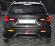 Подкова заднего бампера для Mitsubishi ASX (2010 - ...)