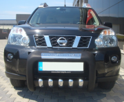 Кенгурятник для Nissan X-Trail T31 (2007 - 2014)