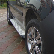 Боковые пороги для Renault Kangoo (2008 - ...)