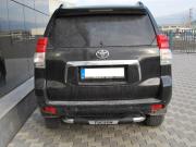 Подкова заднего бампера для Toyota Prado 150 (2009 - 2017)