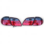 Задние фонари диодные (темные) для Nissan Maxima QX A33 (2000 - 2005)