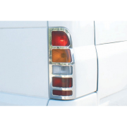 Хром на задние фонари для Ford Transit (2000 - 2006)