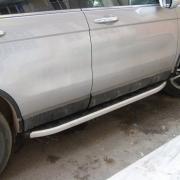 Боковые пороги для Honda CR-V (2007 - 2012)