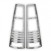 Хром задних фонарей для Honda CR-V (1997 - 2001)