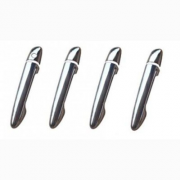Хром накладки на ручки дверей для Mazda 6 GH (2008 - 2013)