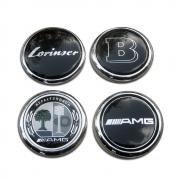 Эмблема на багажник (AMG, Lorinser, BRABUS) для Mercedes W124 (1985 - 1995)