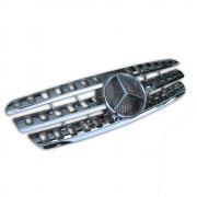 Решетка радиатора для Mercedes ML W163 (1998 - 2005)