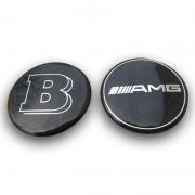 Эмблема на руль AMG для Mercedes W203 (2001 - 2007)