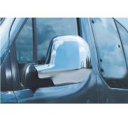 Хром накладки на зеркала для Citroen Berlingo (2008 - ...)