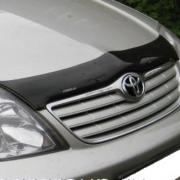 Мухобойка для Toyota Corolla (2002 - 2007)