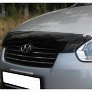 Мухобойка для Hyundai Accent (2006 - 2010)